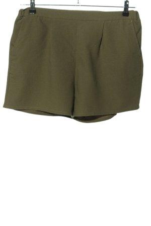 Only High waist short khaki casual uitstraling
