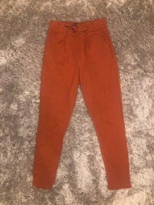 Only Jersey Pants orange-dark orange