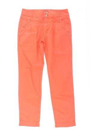 Only Trousers gold orange-light orange-orange-neon orange-dark orange cotton