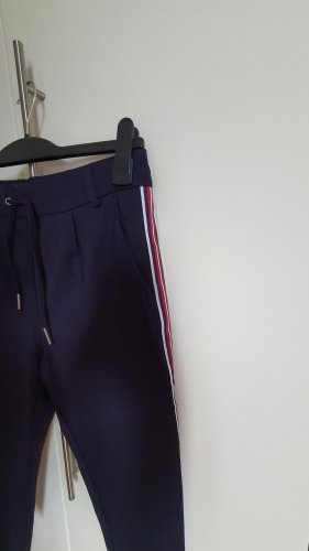Only Sweat Pants red-dark blue