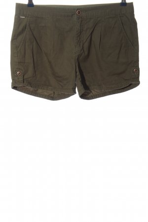 Only Hot pants khaki casual uitstraling