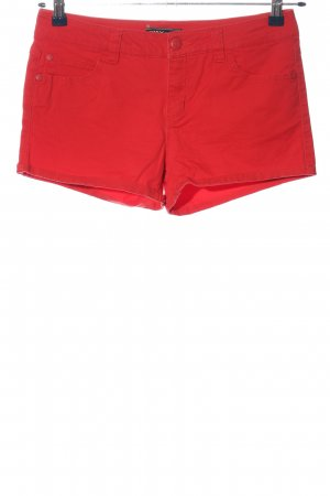 Only Hot Pants rot Casual-Look