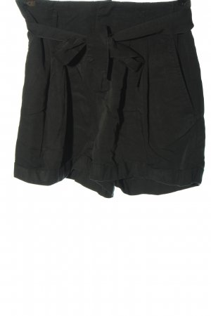 Only Hot pants zwart casual uitstraling