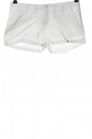 Only Hot Pants weiß Casual-Look