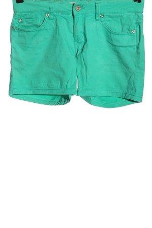 Only Hot Pants grün Elegant