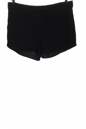 Only Hot Pants schwarz Casual-Look