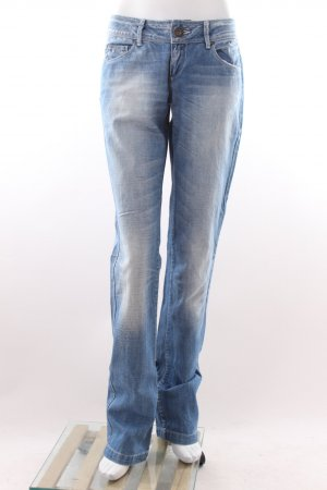 Only Hüft-Jeans hellblau