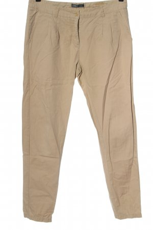 Only Low-Rise Trousers nude casual look