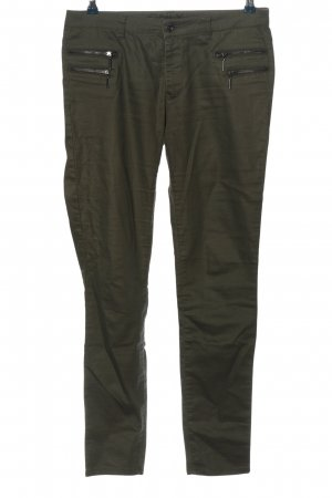 Only Lage taille broek khaki casual uitstraling