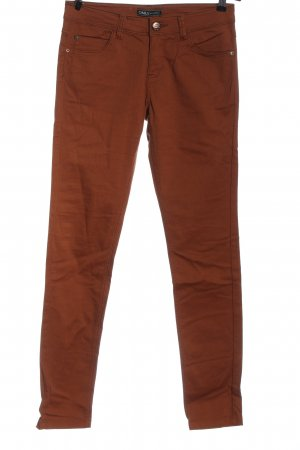 Only Jeans taille basse rouge style décontracté