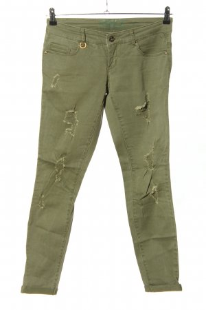 Only Hüftjeans khaki Casual-Look