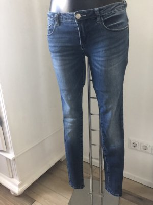 Only Low Rise Jeans blue