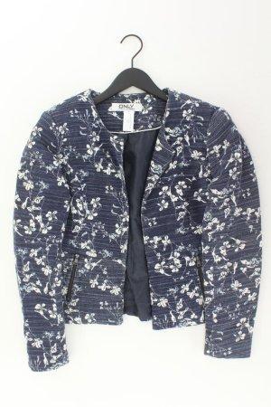 Only Jacket blue-neon blue-dark blue-azure cotton