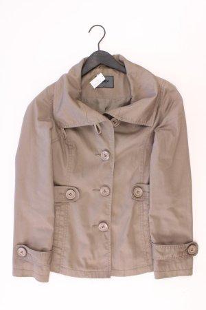 Only Jacke Größe M braun aus Polyester
