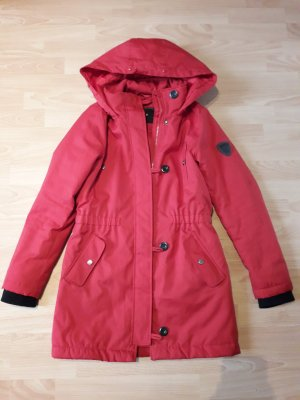 Only Outdoor Jacket red polyester