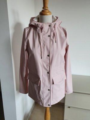Only Impermeabile rosa pallido-rosa chiaro