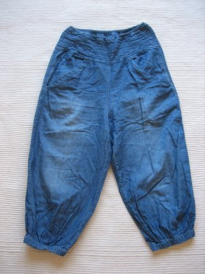 Only Baggy Pants neon blue