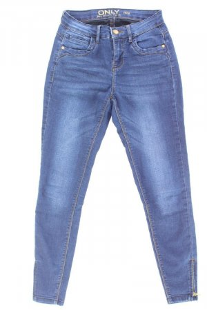 Only Jeans blau Größe W25