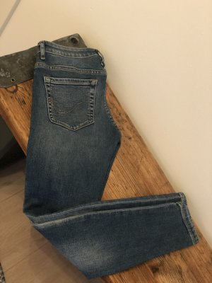 Only Jeans skinny blu scuro