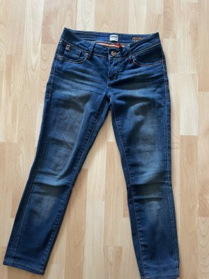 Only Skinny Jeans multicolored cotton