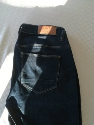 Only Jeans a 7/8 blu scuro