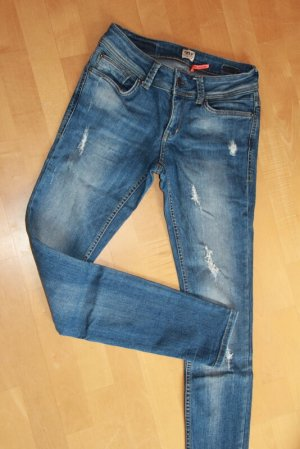 Only Jeans Gr. 28/34 distressed