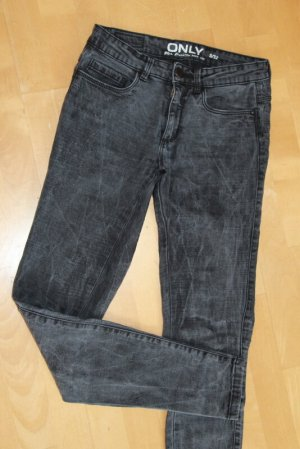 Only Jeans Gr. S/32 grau