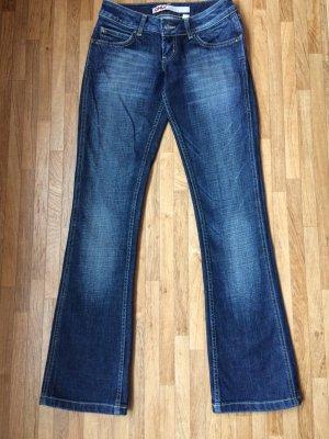 ONLY Jeans Größe: 34 L32, dunkel blau