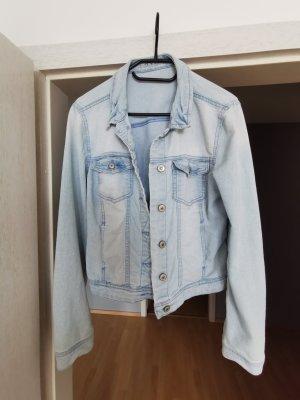 Only Jeans Jacke Gr. 38 Hellblau