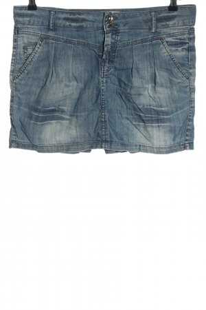 only jeans Denim Skirt blue casual look
