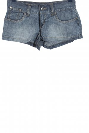 only jeans Jeansshorts blau Casual-Look