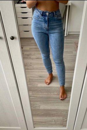 Only Jeansy o obcisłym kroju Wielokolorowy Bawełna