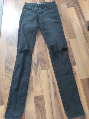 Only Jeans mit Löchern