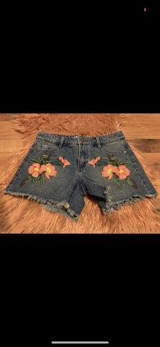 Only Jeans Shorts Blumen