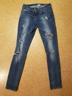Only Jeans zerrissen