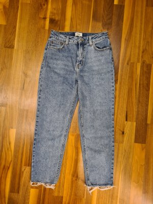 Only Jeans boyfriend blu fiordaliso Cotone