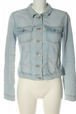 Only Veste en jean bleu style décontracté