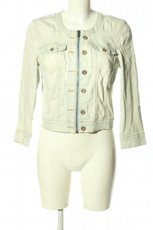 Only Jeansjacke creme Casual-Look