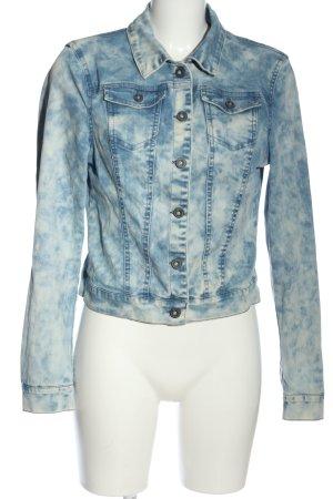Only Jeansjacke blau Casual-Look