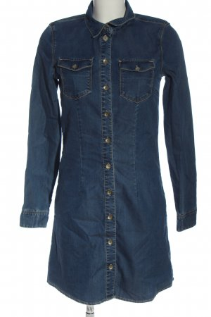 Only Jeansjurk blauw casual uitstraling