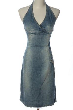 Only Jeanskleid blau Casual-Look