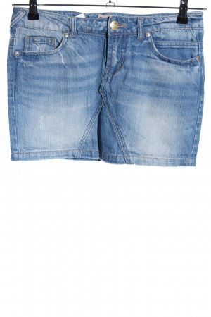 Only Jeansrock blau Casual-Look