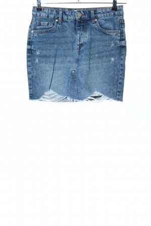 Only Denim Skirt blue casual look
