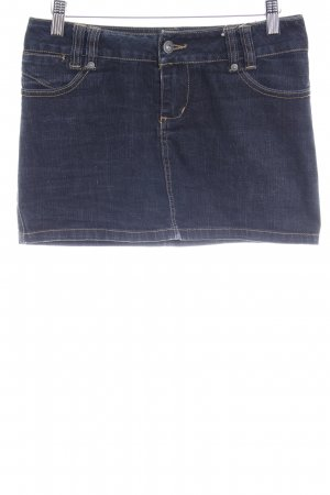 Only Jeansrock dunkelblau Casual-Look