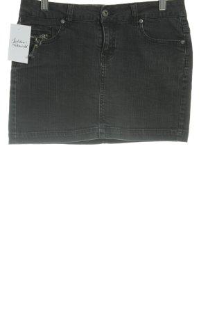Only Jeansrock dunkelblau Jeans-Optik