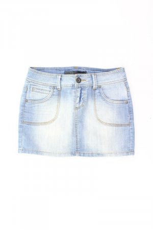 Only Jeansrock Größe W27 blau aus Baumwolle