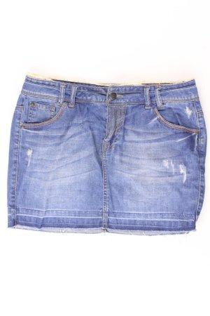 Only Jeansrock Größe W29 blau aus Baumwolle