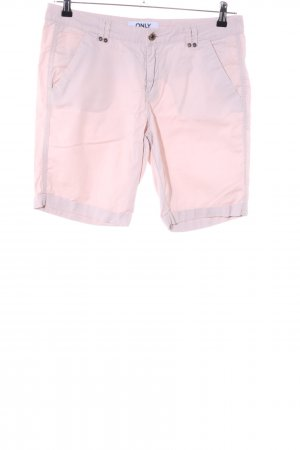Only Denim Shorts pink casual look