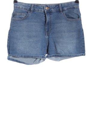 Only Jeansowe szorty niebieski W stylu casual