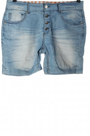 Only Pantaloncino di jeans blu stile casual